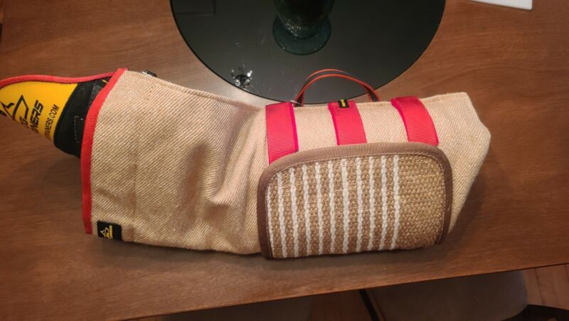 Dog Training Bite Sleeve With Removable Cover