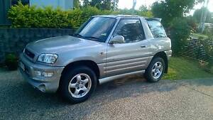 1999 Toyota RAV4 MAX Coupe Eight Mile Plains Brisbane South West Preview