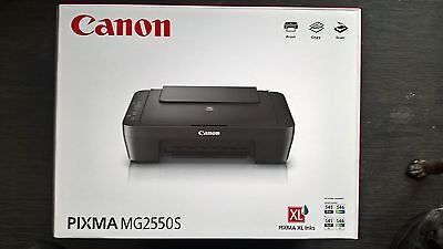 CANON PIXMA MG2550S COMPACT ALL IN ONE - FREE NEXT DAY DELIVERY*