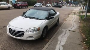 2006 Chrysler Sebring Convertible IN GOOD CONDITION 4500OBO