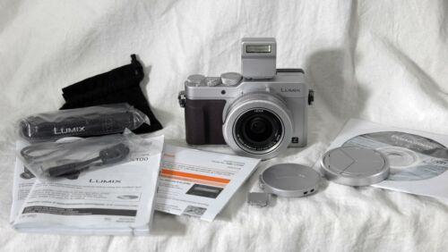 Lumix LX100 Digital Camera and Accessories