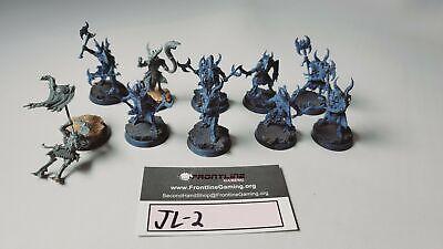 Warhammer 40k Chaos Daemon Tzeentch Tzaangors JL-2