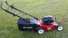 Pope Self Drive 4 stroke mower. Ulverstone Central Coast Preview