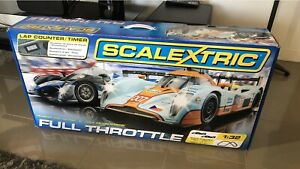 Scalextric boxed set