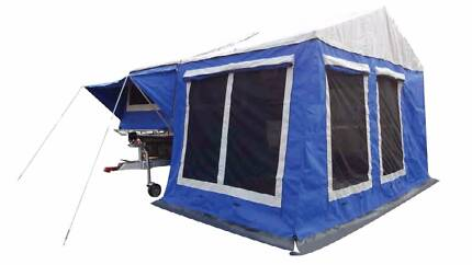 2014 Blue Tongue Off Road Camper Trailer Lithgow Area Preview