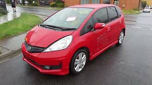 2013 HONDA JAZZ (VIBE-S) - NOW WRECKING/DISMANTLING #1337 Keilor East Moonee Valley Preview