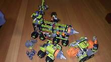 Rare and Extinct LEGO - Power Miners 8964 Titanium Command Rig! McDowall Brisbane North West Preview