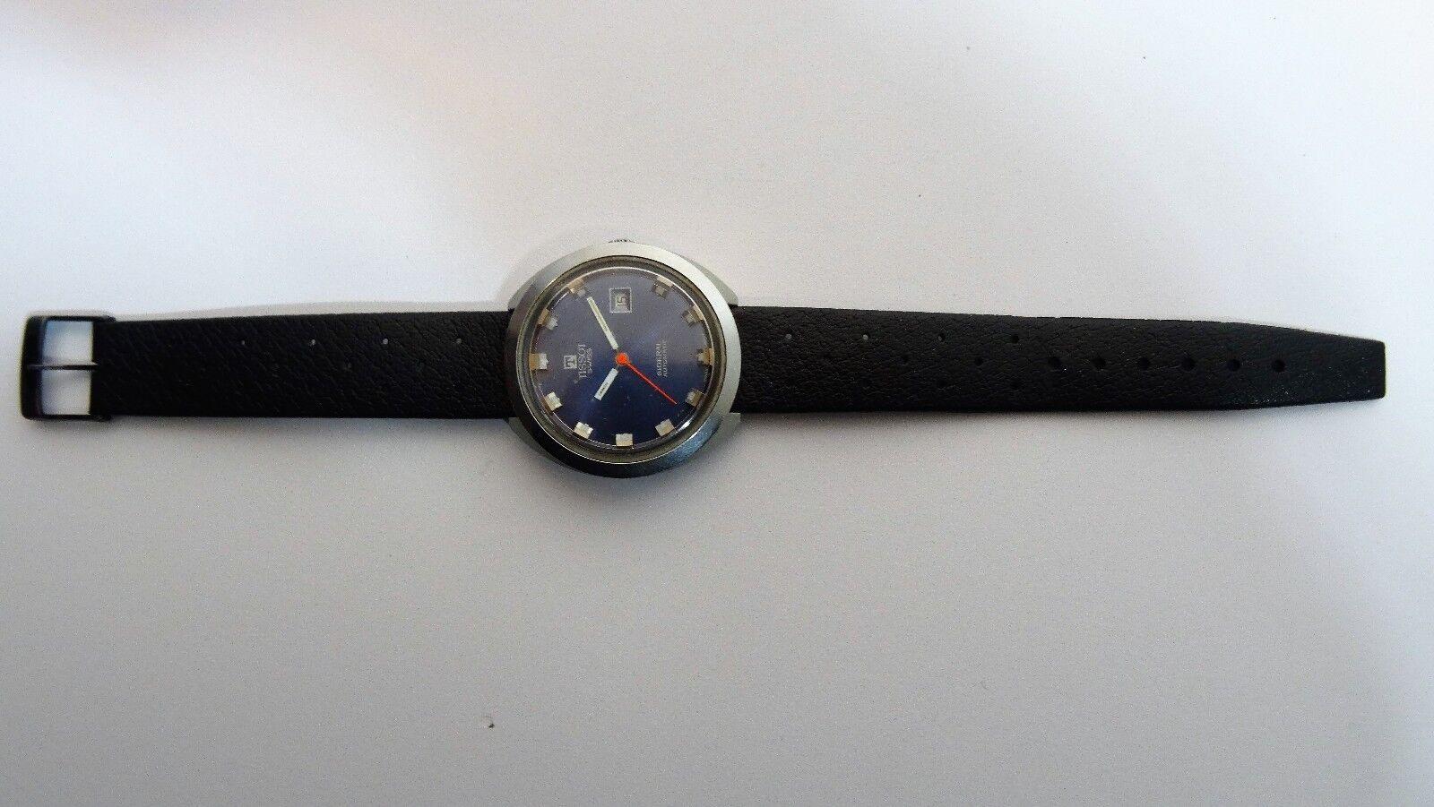 TISSOT Sideral automatic Orologio da Uomo Vintage Svizzera Watch ANNI '70