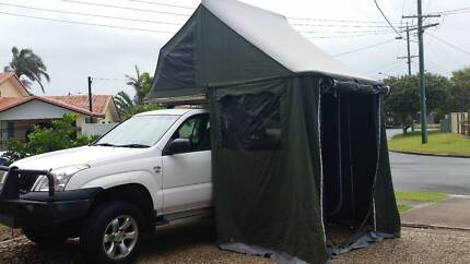 Aussie Traveller Roof Top Tent & aussie room roof top tent in Queensland | Gumtree Australia Free ...