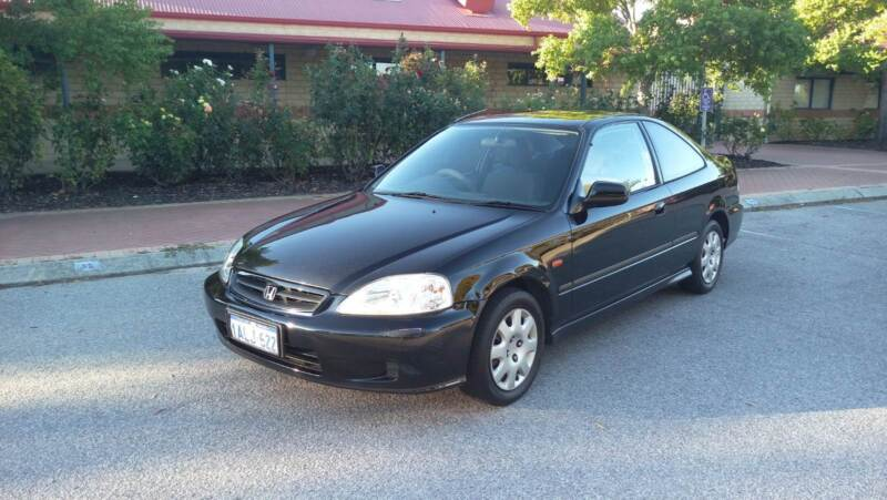 1999 Honda Civic Coupe Mount Lawley Stirling Area Image 2