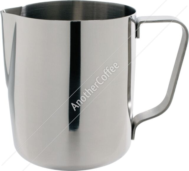 Stainless Steel Standard Jug 0.96 Litre - Polished