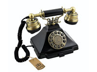 CLASSIC VINTAGE TELEPHONE (NEW)