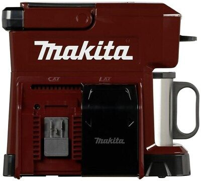 Makita DCM501Z Akku-Kaffeemaschine (ohne Akku, ohne Ladegerät) (Kaffeemaschine)