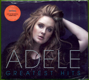 Adele-GREATEST-HITS-CD-DVD-Live-at-the-Royal-Albert-Hall-SKYFALL-James-Bond-007