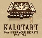 Kalotart's Jewelry Puzzle Box
