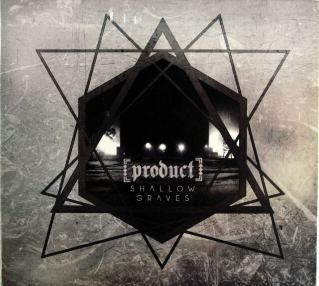 [product] - Shallow Graves (CD Digipak) New & Sealed
