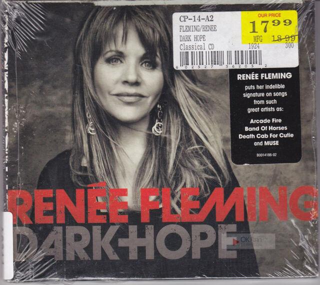Dark Hope [Digipak] by Ren'ee Fleming (CD, Decca) Renée NEW & SEALED