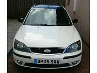 MONDEO LX ST KIT PROJECT REPAIR BARGAIN RECARO LEATHER WHITE