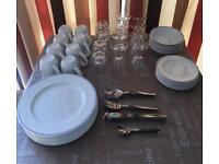 Dinner set - 56 piece (8 person)