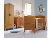 Cosatto Hogarth 3-piece Nursery Furniture Set