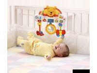 VTECH BABY Winnie the Pooh 2-in-1 Learning Fun Center In French