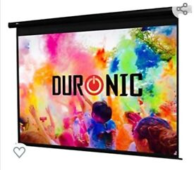 60 inch Electric projector screen