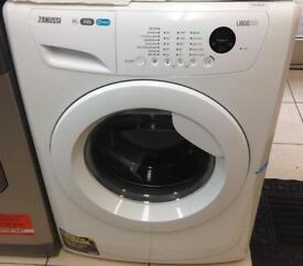 ***NEW Zanussi 10kg 1400 spin washing machine for SALE with 1 year guarantee***