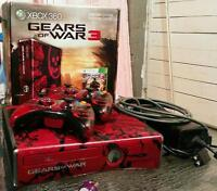 Limited Edition Gears of War XBox 360 Console