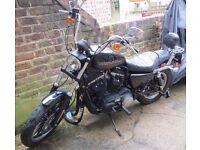 Harley Davidson XL883R Sportster ROADSTER 2015 ABS Alarm Immobiliser 15 XL 883 R