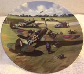 Coalport Aviation Final Inspection Plate 1277A (We Remember Them Well Series)