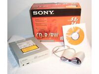SONY CRX225A CD-R/RW INTERFACE DRIVE (not tested)