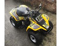 Suzuki lt80 quad bike 80cc automatic
