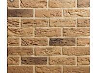Facing bricks grantchester blend