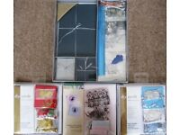 Craft items for Card making and more, all NEW. 50p - £2 each.