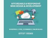 Web Design & Development | WordPress | SEO | High Quality Websites with Unlimited Revisions