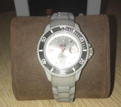 Ice Silver s 09 s Forever Grau Silber Si Sili Small sr Watch OuwPlZTkXi