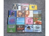 Collection of 15 CD's inc 4 Albums and 11 Singles