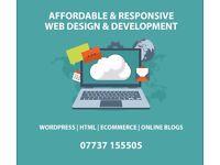 Responsive Website Developer - eCommerce - Wordpress - HTML