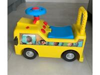 Little Tikes Baby Bum Wheels on the Bus Scoot.