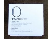 Apple Watch Sport 7000 Series - Never Used