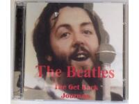 The Beatles Get Back Journals on 4 double disc sets rare music