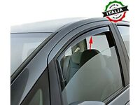 Car wind deflectors
