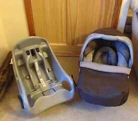 Group 0+ Car Seat with Base
