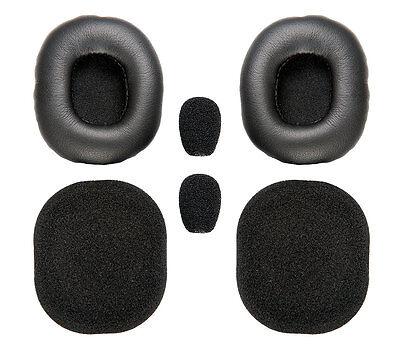VXI Blue Parrot B350XT, 6 pc Cushion Refresher Ear Pad Kit, New Sealed