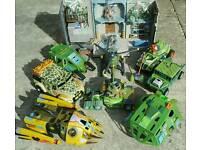 Teenage Mutant Ninja Turtles Toy Joblot