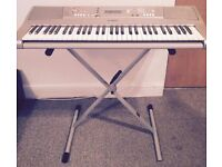 YAMAHA PSR-E303 WITH STAND Piano Keyboard