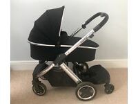 Oyster 2 pram / pushchair with buggy board