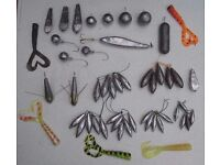 Fishing Weights for Boat,Beach or Pier. (Sinkers)