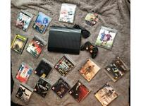PS3 slim console and games bundle