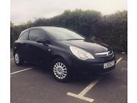 Vauxhall corsa 1.0 Eco flex ,38000 miles, 1 lady owner, £30 a year tax